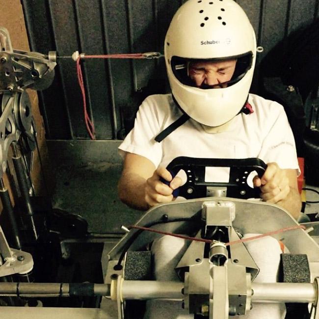 Nico Rosberg on Instagram