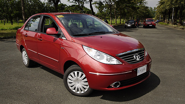 Tata Manza Aura 1.3 MT review