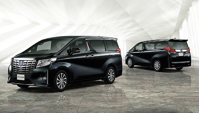 Third-generation Toyota Alphard launched in the Philippines