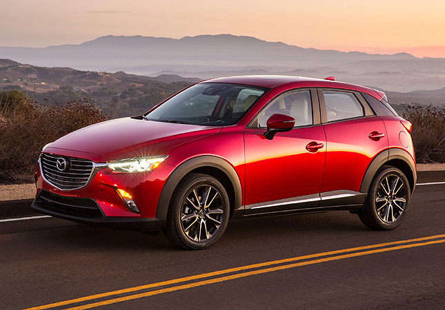 TopGear.com.ph Philippine Car News - Is the Mazda CX-3 coming to the Philippines?