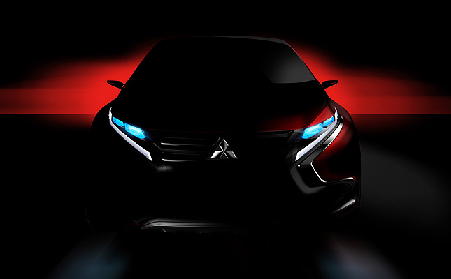 TopGear.com.ph Philippine Car News - Mitsubishi teases plug-in hybrid concept crossover