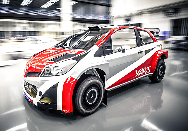 TopGear.com.ph Philippine Car News - Toyota announces return to WRC in 2017