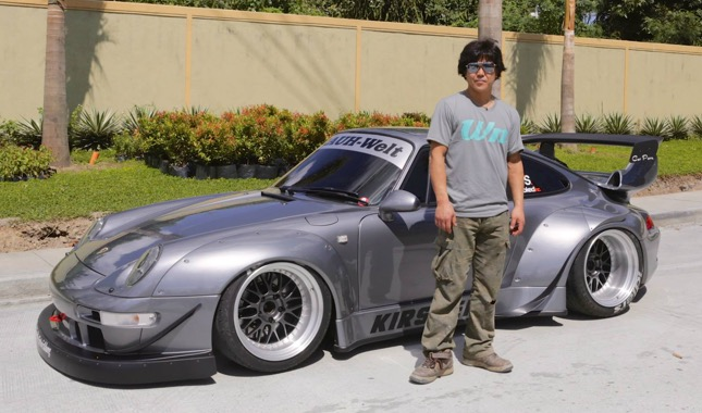 There Are Now 8 Rwb Porsches In The Philippines And We Know