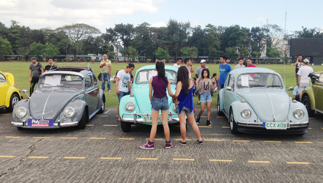 Volkswagen Club Of The Philippines Top Gear Philippines - Vw car show this weekend