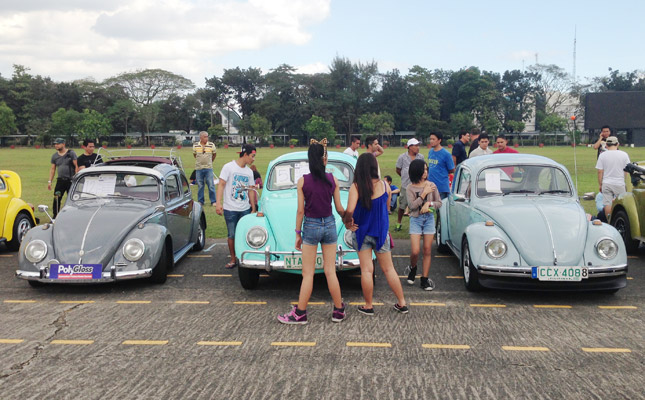 Images The Day We Saw The Filipino Obsession With Volkswagen - Volkswagen car show