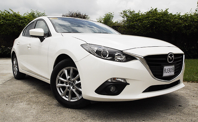 mazda 3 skyactiv 1 5 v hatchback review price specs. Black Bedroom Furniture Sets. Home Design Ideas