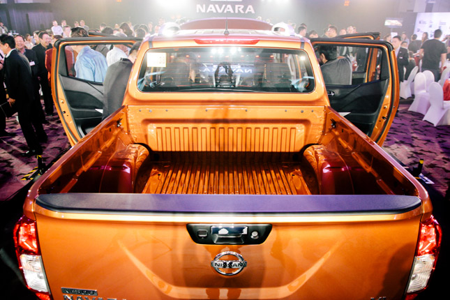 Nissan Navara: Five things should know about the pickup