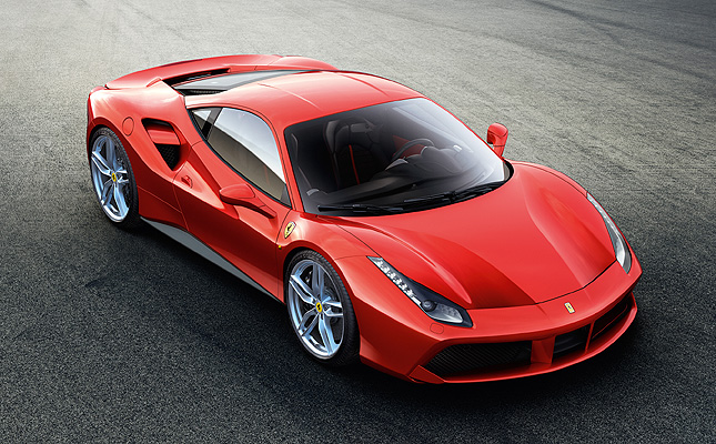 TopGear.com.ph Philippine Car News - Ferrari is officially embracing the turbo with 488 GTB