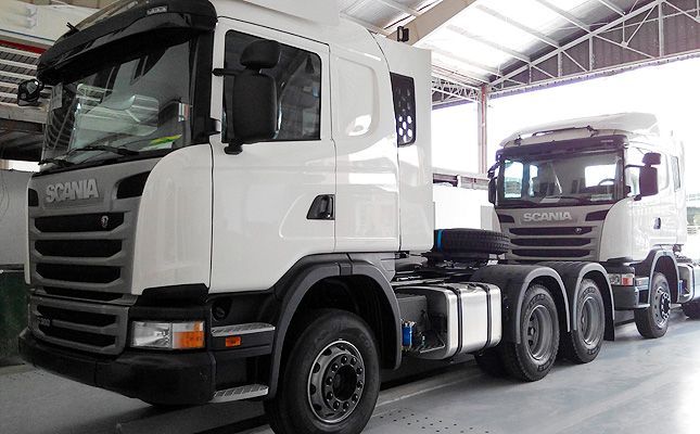 Scania Philippines officially opens truck showroom and