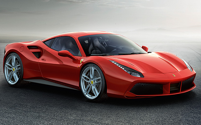 TopGear.com.ph Philippine Car News - Is the Ferrari 488 GTB really the 458 Italia's replacement?