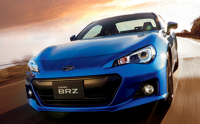 TopGear.com.ph Philippine Car News - Subaru to update BRZ