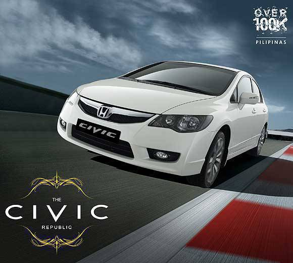 Civic Republic Top Gear Philippines AUTO NEWS