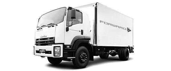TopGear.com.ph News Isuzu Forward Truck