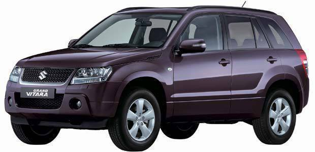Suzuki Grand Vitara Top Gear Philippines AUTO NEWS