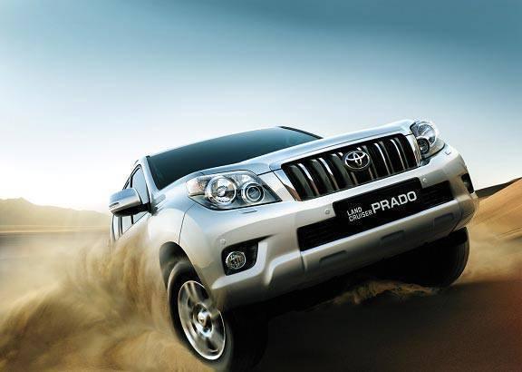 Toyota Land Cruiser Prado Top Gear Philippines AUTO NEWS