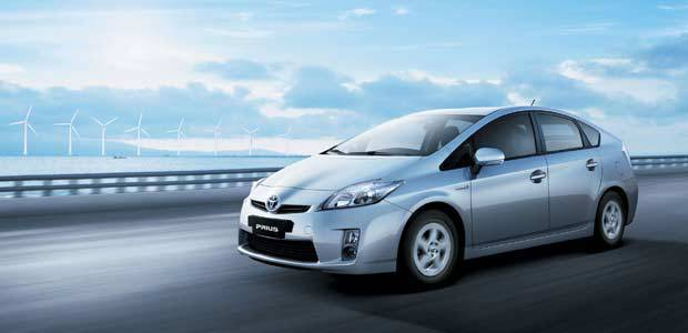Third-generation Toyota Prius Top Gear Philippines AUTO NEWS