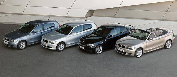 TopGear.com.ph Philippines Car News - BMW promo: Get the 1-Series variants at zero-percent interest