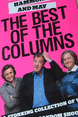 Top Gear UK's The Best of the Columns