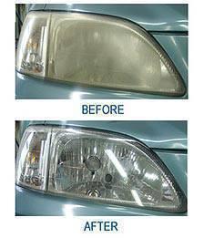 TopGear.com.ph Philippines Car News - Honda introduces headlamp restoration service