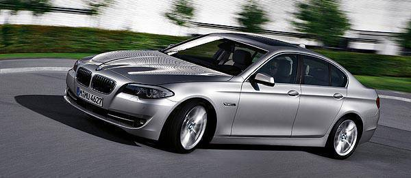 Top Gear Philippines - 2010 BMW 5-series to be sold in the Philippines starting June 2010