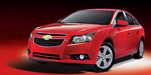 TopGear.com.ph Car News - Chevrolet Cruze photo