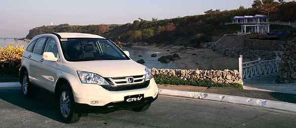 TopGear.com.ph Philippines Car News - Honda CR-V sales up