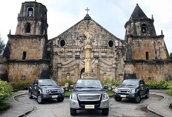 2010 Isuzu D-MAX Top Gear Philippines AUTO NEWS