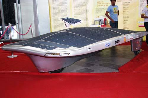 TopGear.com.ph Car Philippines - Sikat solar car
