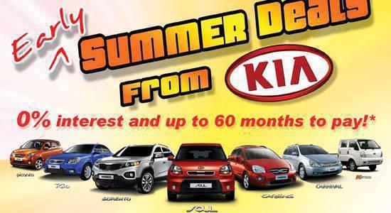 TopGear.com.ph Car News Kia Promo March 2010 image