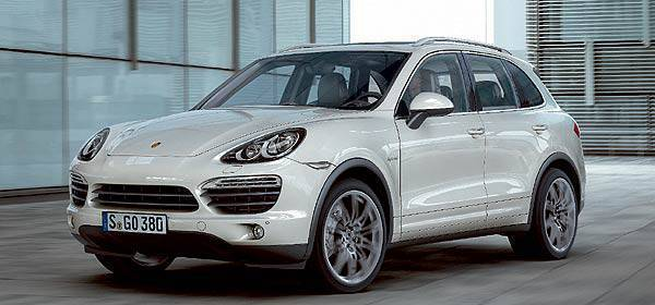 TopGear.com.ph Car News All-new Porsche Cayenne S Hybrid photo