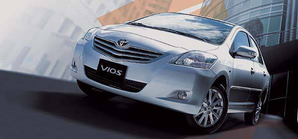 TopGear.com.ph Philippine Car News - 2010 Toyota Vios launched