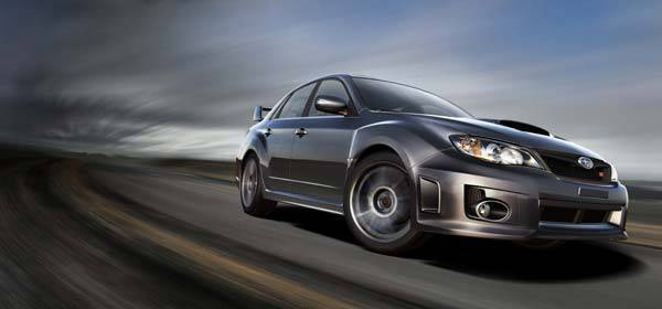 TopGear.com.ph Philippine Car News - 2011 Subaru Impreza WRX STI sedan