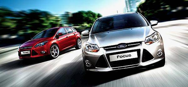 Photo of the next-generation Ford Focus