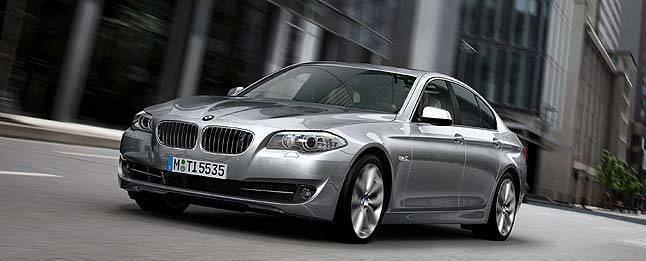 TopGear.com.ph Philippine Car News - BMW 5-Series to arrive in June (photo: BMW 5-Series)