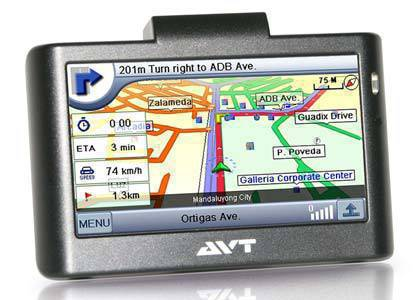 AVT P820 Navigation System - Top Gear Philippines AUTO NEWS