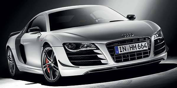TopGear.com.ph Car News - Audi Limited Edition R8 GT
