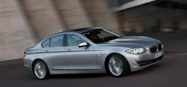 TopGear.com.ph Philippine Car News - new BMW 5-Series launched