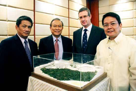 TopGear.com.ph Philippine Car News - Asian Carmakers' JCA Technology Center plan in Xavier University, Cagayan de Oro City