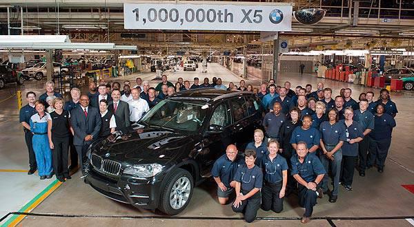 TopGear.com.ph Philippines Car News - BMW X5 hits a milestone