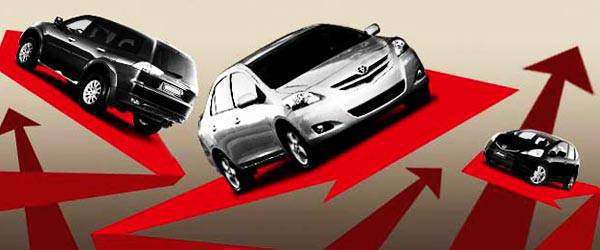 CAMPI Car Sales November 2009