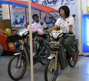 e--bikes