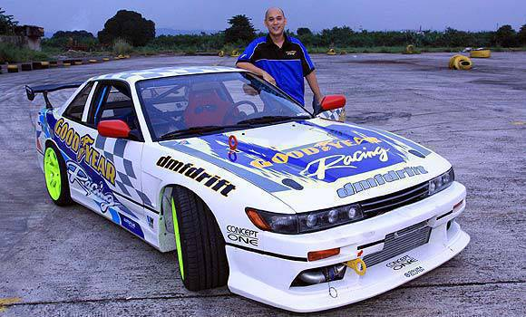 Photo of David M Feliciano DMF Drift Top Gear Philippines AUTO NEWS