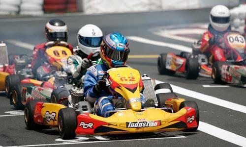 Enchanted Kingdom Karting