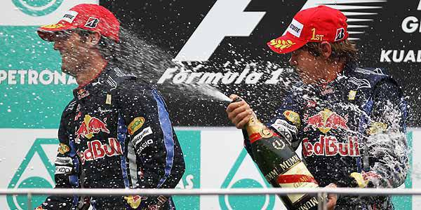 TopGear.com.ph F1 News - Vettel leads 1-2 Red Bull victory in Malaysia