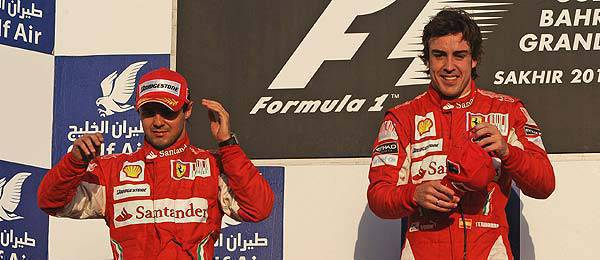 TopGear.com.ph F1 News - Felipe Massa and Fernando Alonso image