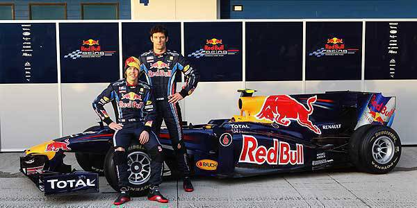 TopGear.com.ph F1 News Red Bull Racing launches RB6