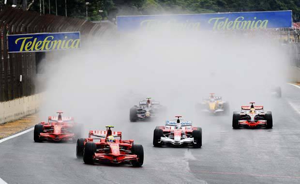 Formula 1 Brazil Motorsports Top Gear Philippines