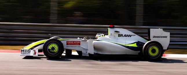 Brawn GP Italian Grand Prix Top Gear Philippines AUTO NEWS