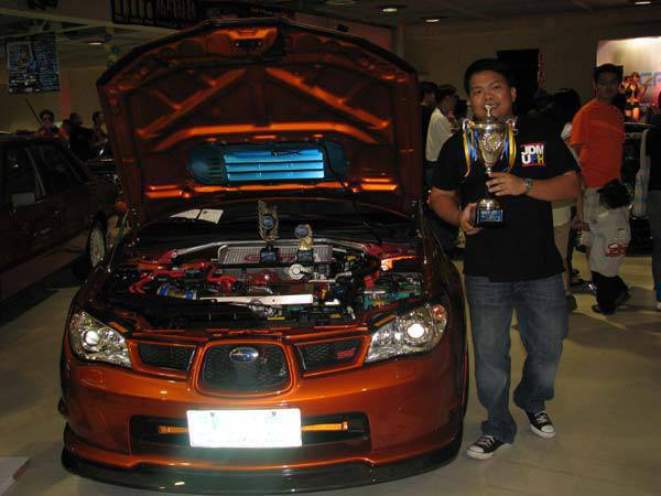 TopGear.com.ph Philippine Car News - Face Off Campus Road Show Subaru Impreza WRX STI