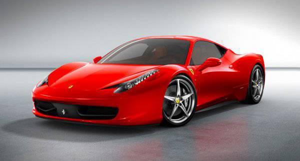TopGear.com.ph Car News - Ferrari 458 Italia